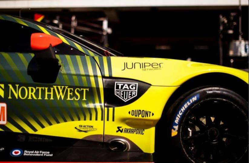 Juniper Networks e Aston Martin