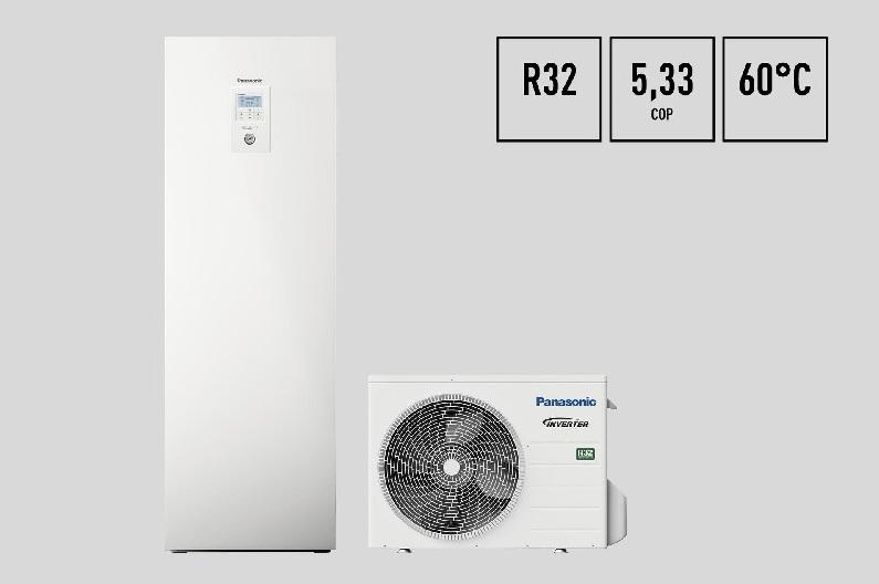 IFA 2019: Panasonic pompe di calore