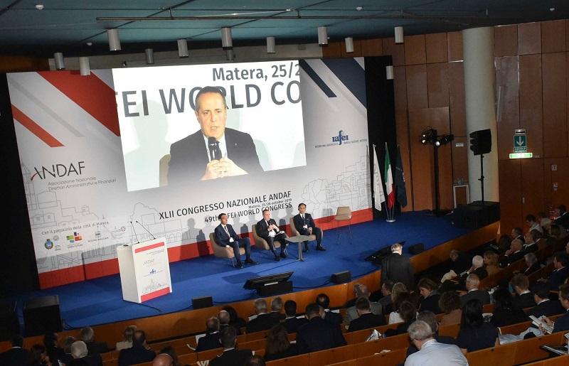 ANDAF in Congresso a Matera