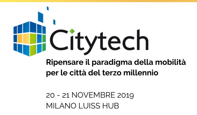 Citytech palcoscenico mobilità