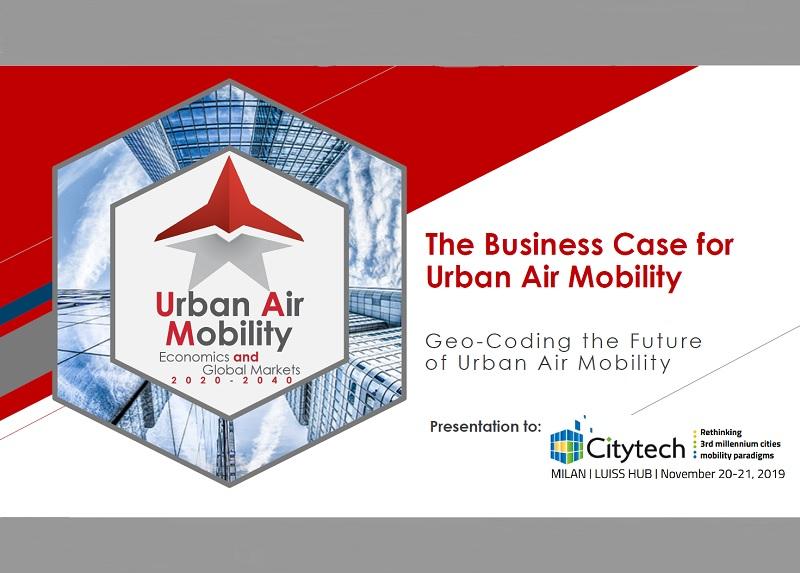 Urban Air Mobility by Nexa
