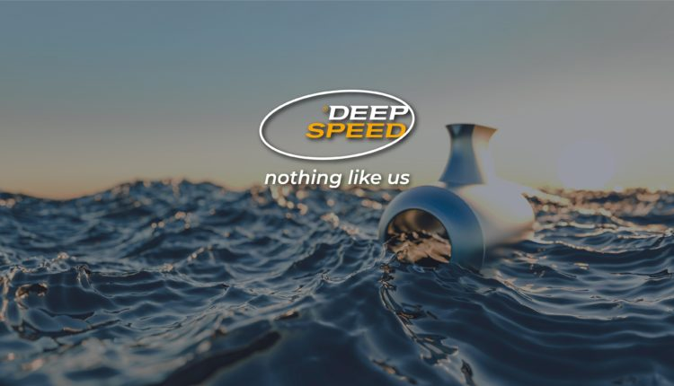DeepSpeed hydro-jet elettrico