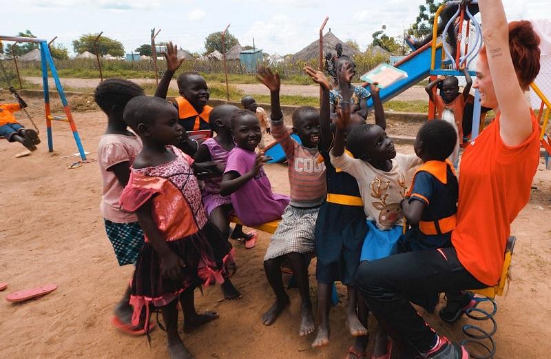 Lasabri e Save The Children