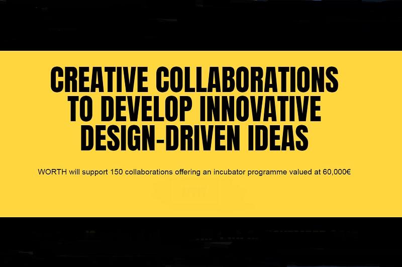Worth Partnership Project supporta creativi