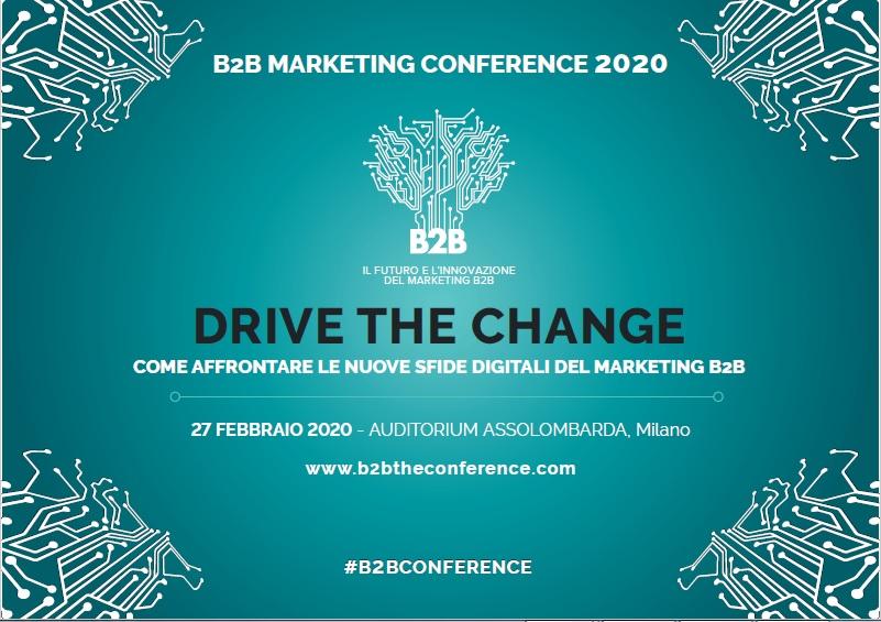 B2B Marketing Conference 2020