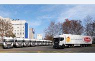 Barilla: flotta LNG Scania