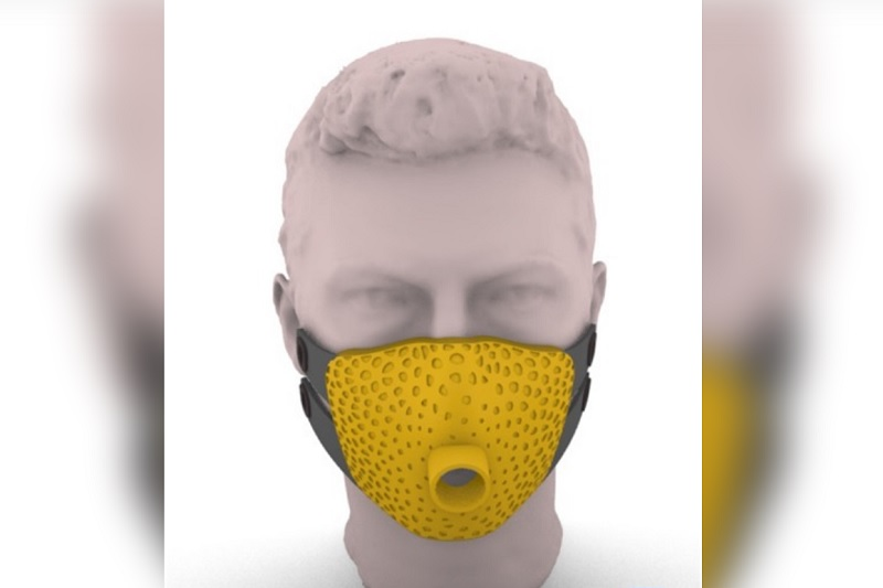 Stampa 3D per mascherine