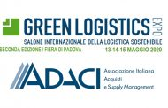 Green Logistics Expo rilancia