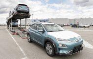 Hyundai Kona Electric Made in Europe