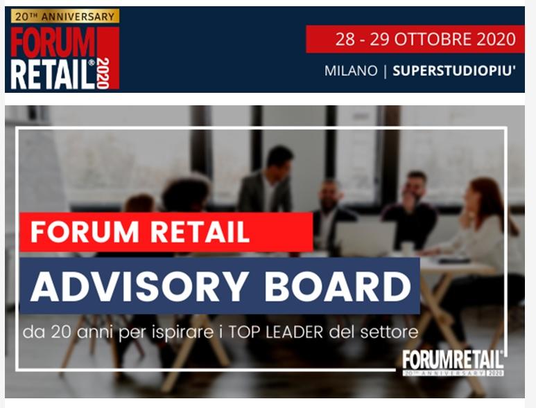 Forum Retail Advisory Board