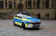 Auto elettriche Polizie Europa