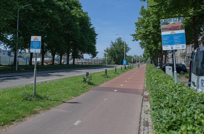 PlasticRoad Cycle Lane