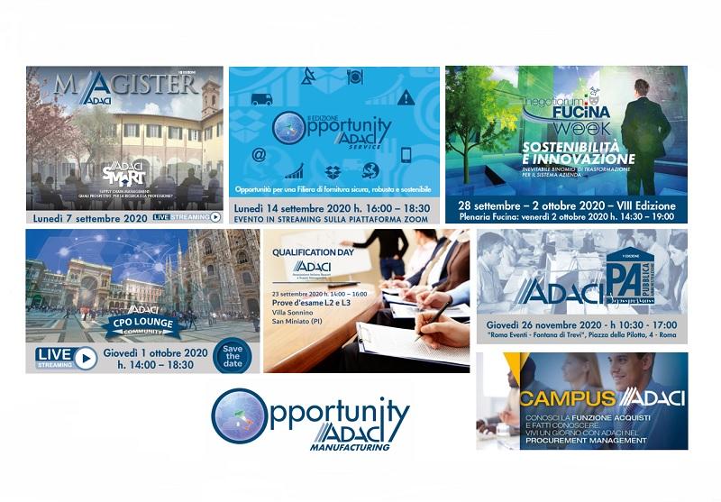 Eventi Nazionali ADACI 2020