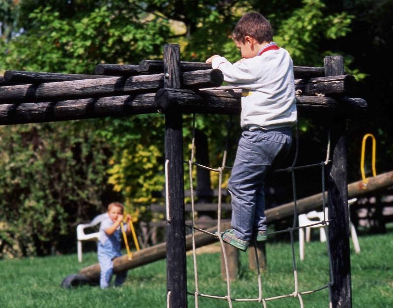 WWF: giardini scolastici opportunità