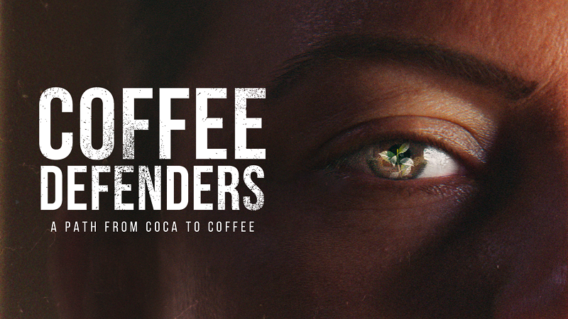 Coffee Defenders in Colombia