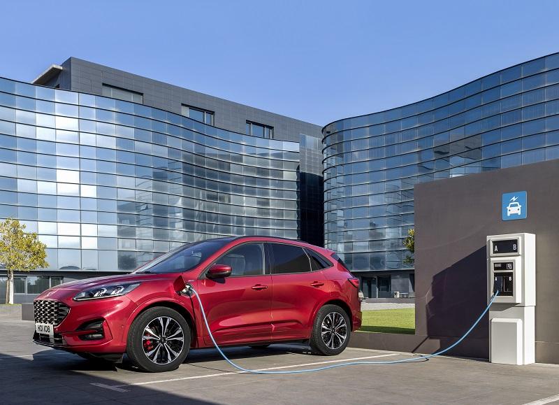 Ford ibride e plug-in