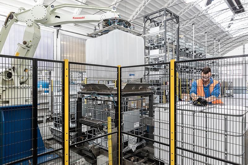 Riuso contenitori industriali
