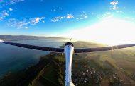 Aereo a energia solare in stratosfera