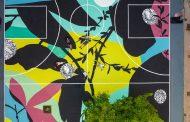 Street art Blooming Playground