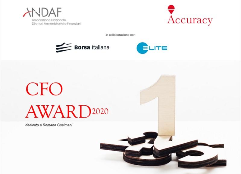 CFO Award 2020