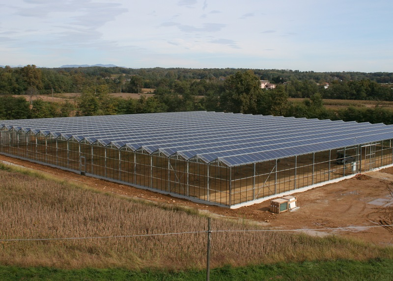 Fotovoltaico in aree agricole