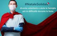 Natale Solidale: volontari disponibili