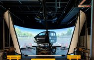Simulatore guida dinamico
