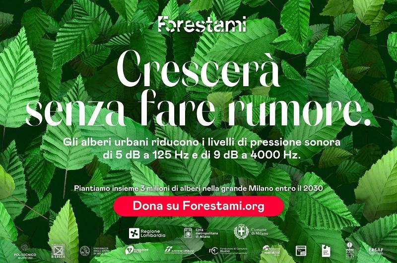 Forestami: forestazione urbana