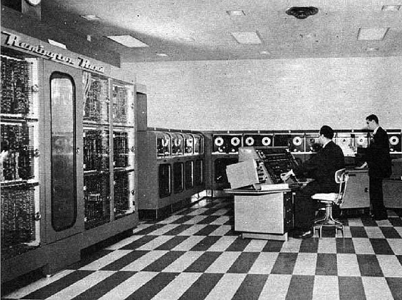 70 anni fa primo computer