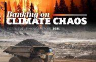 Banks still involved in fossil fuels