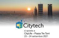 Citytech 2021 a CityLife Milano