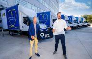 IKEA e-vehicles delivery