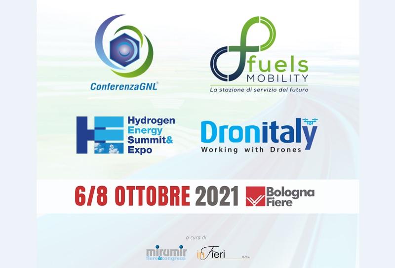 Evento mobilità, carburanti, logistica