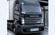 Hydrogen fuel cell electric trucks